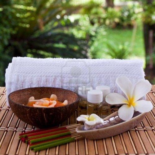 conjunto-de-aroma-en-spa-para-relajarse